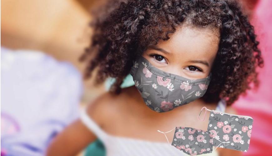 Παιδική Μάσκα Προστασίας Προσώπου, Stephen Joseph