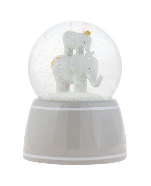 Μαγική Φωτιζόμενη Χιονόμπαλα, Elephant