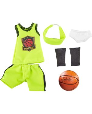 Ρούχα για Κούκλα Kruselings, Basketball Star