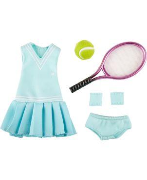 Ρούχα για Κούκλα Kruselings, Tennis Practice