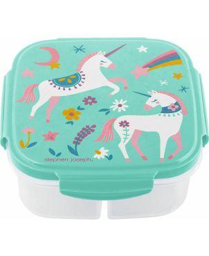 Παιδικό Δοχείο Φαγητού  Με Παγοκύστη, Unicorn