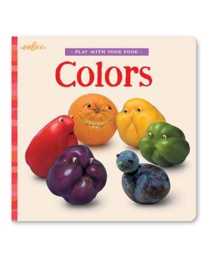Παιδικό Βιβλίο, Play with your Food Colors