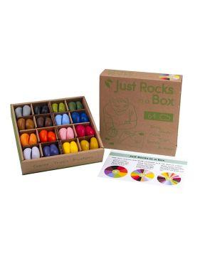 Crayon Rocks 64 τμχ σε Χάρτινο Κουτί