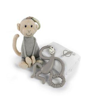 Σετ Δώρου Matchstick Monkey, Grey