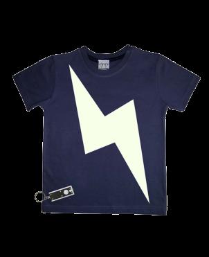T-Shirt Glow in the Dark, Lighting