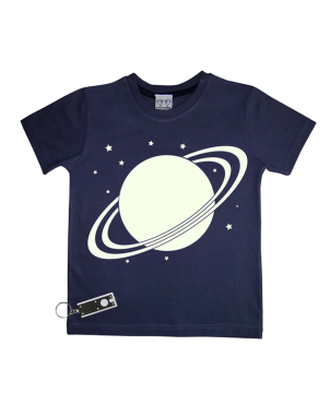 T-Shirt Glow in the Dark, Solar