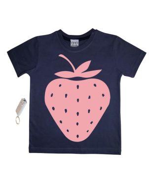 T-Shirt Glow in the Dark, Strawberry