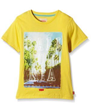 T-Shirt Benny SS, Super Lemo