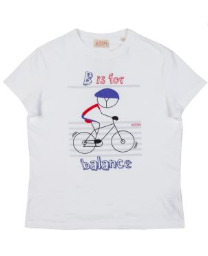 B for Balance, Organic T-shirt