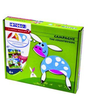 Μαγνητικό Παιχνίδι, iotobo design, Countryside