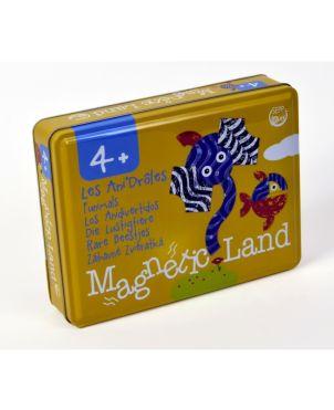 Μαγνητικό Puzzle, MagneticLand, Funimals