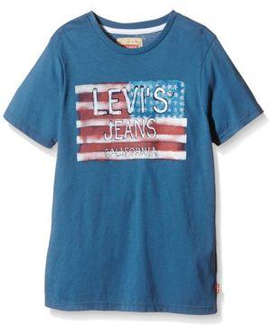 T-Shirt Buck, Blue