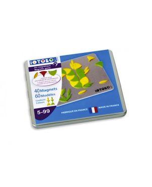 Μαγνητικό Παιχνίδι, iotobo classic, CD Green