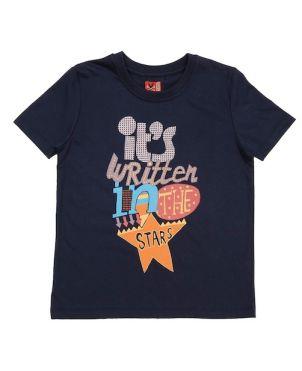 "Tshirt ""It's written in the stars"", 9yrs, No added sugar"