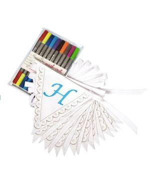 Ζωγράφισε τα δικά σου σημαιάκια