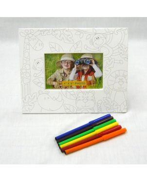 Ζωγράφισε την Κορνίζα σου, Zoo