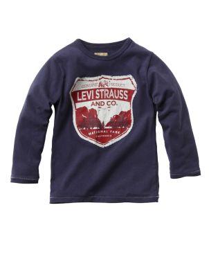 T-Shirt Larry, Mouse Grey