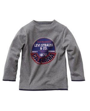 T-Shirt Ladji, Gris Chine