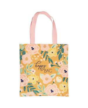 Τσάντα Πολλαπλών Χρήσεων, Mustard Floral