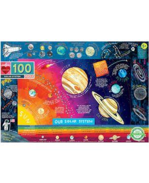 ΠΑΙΔΙΚΟ PUZZLE 100pcs , SOLAR SYSTEM