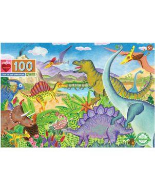ΠΑΙΔΙΚΟ PUZZLE 100pcs , AGE OF DINOSAUR