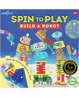 Επιτραπέζιο Παιχνίδι, Build a Robot