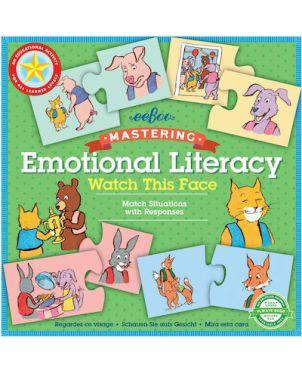 Παιδικό Puzzle 24pcs , Watch This Face, Emotional Literacy