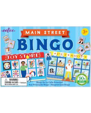 Επιτραπέζιο Παιχνίδι, Main Street Bingo