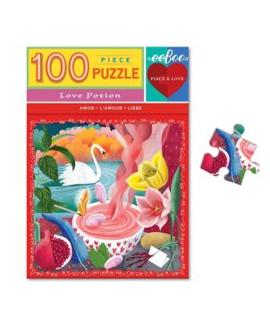 Puzzle 100 κομ, Piece & Love, Love Potion