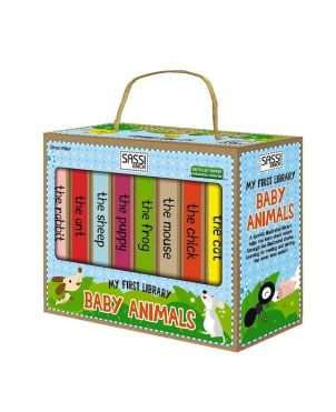 My First Library, Baby Animals