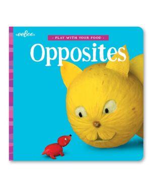 Παιδικό Βιβλίο, Play with your Food Opposites