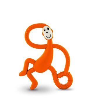 Dancing Monkey, Teether, Orange