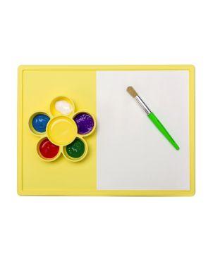 Play Mat Flower, Yellow