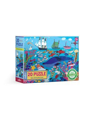 Παιδικό Puzzle 20 κομ, Sea Exploration