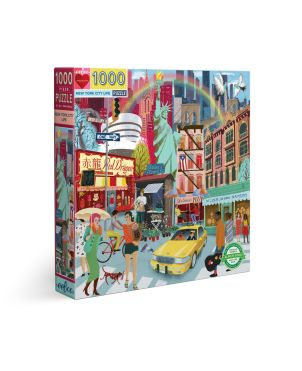 Puzzle 1000 κομ Piece & Love, New York City