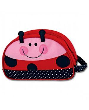 Τσαντάκι - Νεσεσέρ, Carry-All Bag, Ladybug