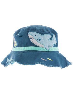 Παιδικό Καπέλο, Shark Light Blue