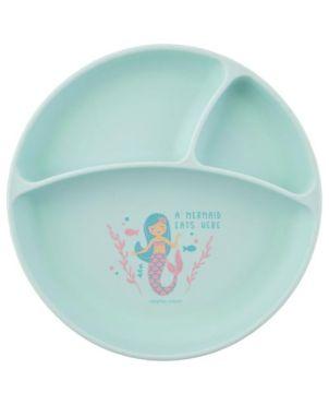 Παιδικό Πιάτο Σιλικόνης, Mermaid