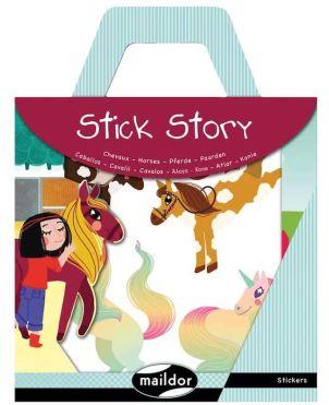 Αυτοκόλλητα, Stick Story, Horses