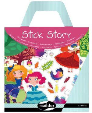 Αυτοκόλλητα, Stick Story, Princess