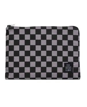 Θήκη για Tablet, Checkers Grey
