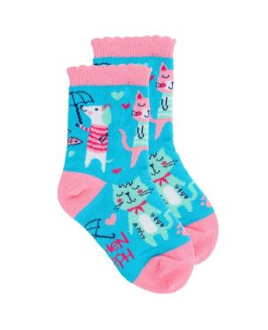 Παιδικές Κάλτσες, Cat