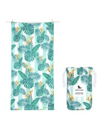 Πετσετα θαλασσης Quickdry, Botanical, Paradise