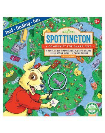 Επιτραπέζιο Παιχνίδι, Spottington
