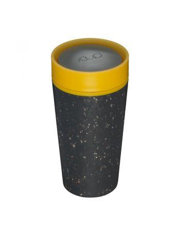 Οικολογικά Ποτήρια - Θερμός 340ml, rcup, Yellow