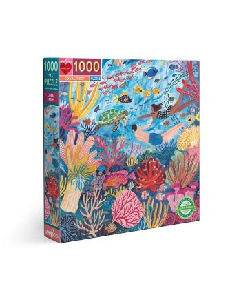 Puzzle 1000 κομ Piece & Love, Coral Reef