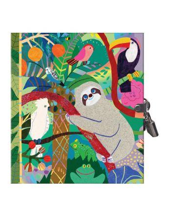 Σημειωματάριο με Κλειδαριά, Secret Sloth