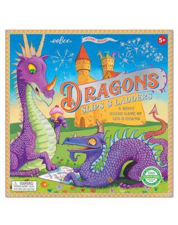 Επιτραπέζιο Παιχνίδι, Dragon Slips & Ladders