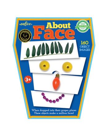 Επιτραπέζιο Παιχνίδι, About Face