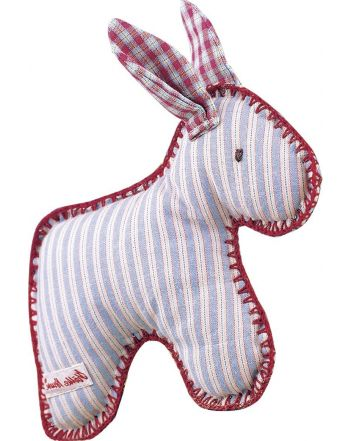 Υφασμάτινο Παιχνίδι Κουδουνίστρα, Luckies Donkey max